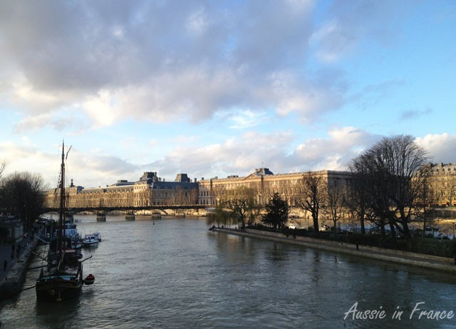 Looking in the opposite direction from Pont Neuf
