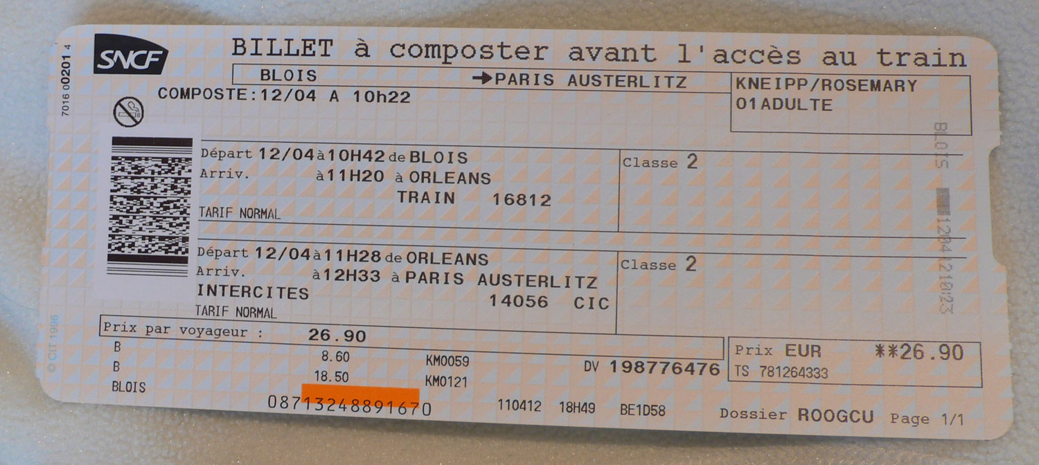 rail tickets passes france pass
