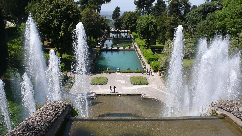 Sunday S Travel Photos Tivoli Gardens Italy Aussie In