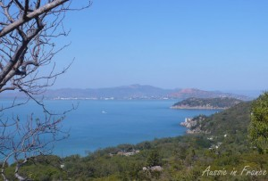 Townsville, taken from Magnetic Island