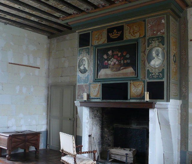 Renaissance Room in Valançay