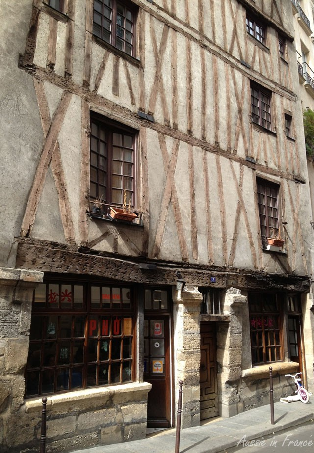 3, rue Volta, long thought to be the oldest house in Paris