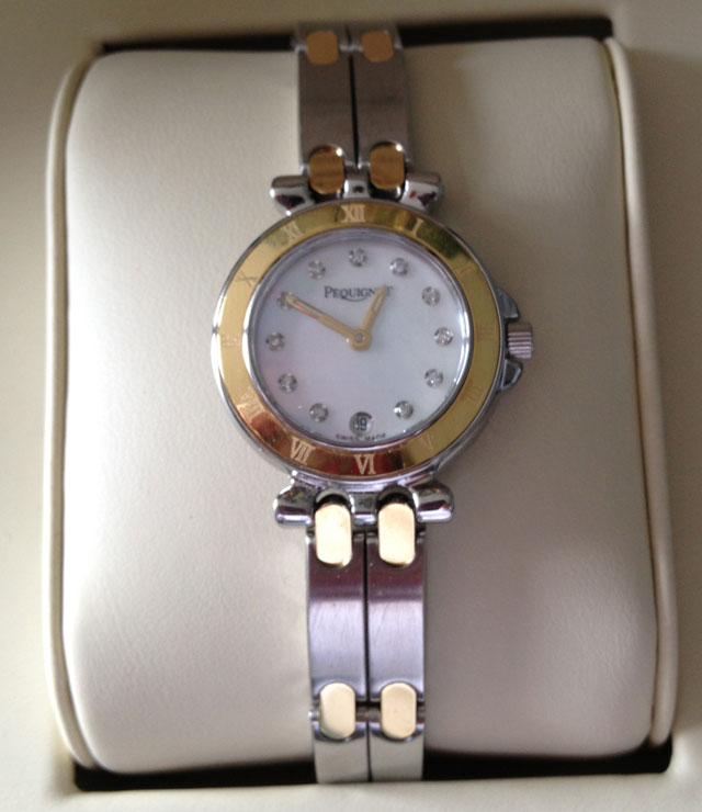 My 60th birthday watch