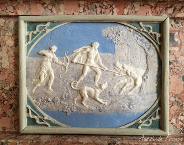 A Wedgwood plaque